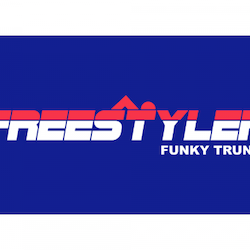 Handduk Freestyler Funky Trunks
