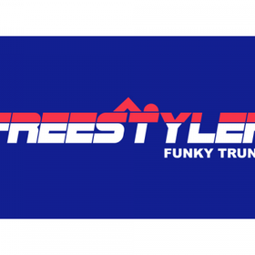 Handduk Freestyler Funky Trunks