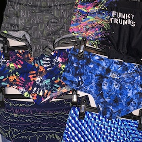 Funky Trunks Badbyxor REA/Outlet