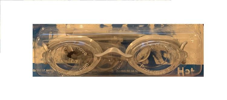 Simglasögon Fast Silver