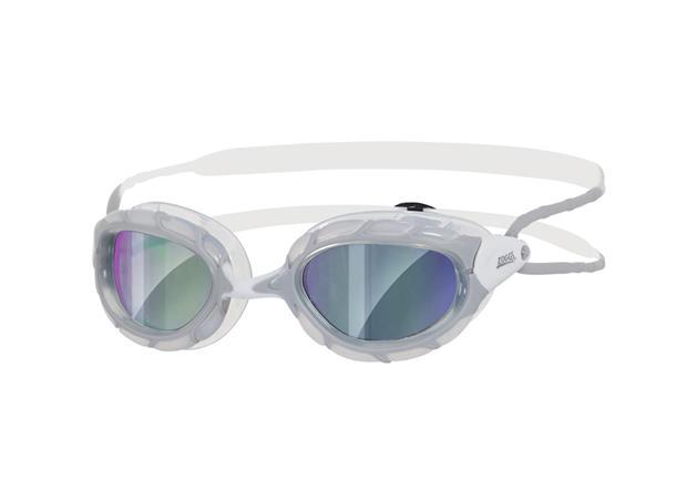 Zoggs Predator Titanium Mirror Simglasögon