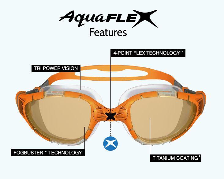 Zoggs Aqua Flex Simglasögon
