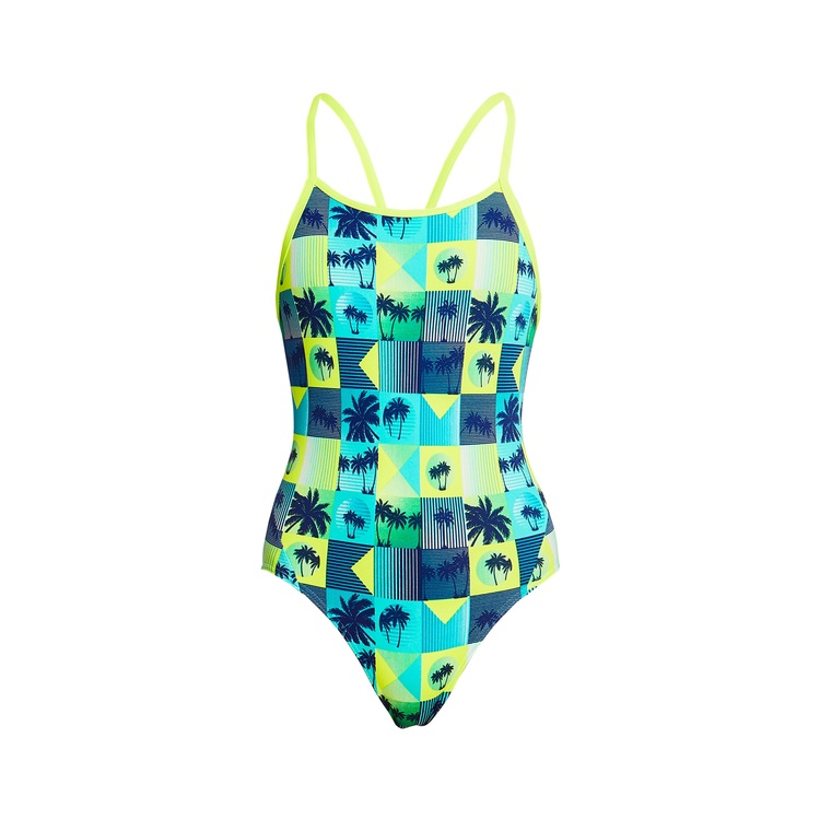 Funkita Baddräkt Junior Pop Tropo