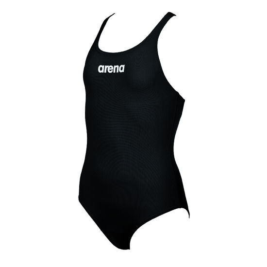 Arena Solid Swim Pro Jr Svart