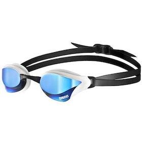 Arena Cobra Core Swipe Mirror simglasögon Blå spegellins