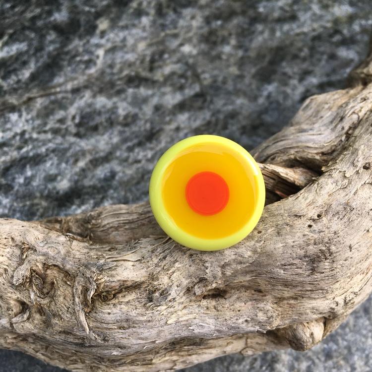 Halsband gul