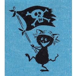 Disktrasa  Snurran  pirat