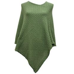 Poncho Tukk grön