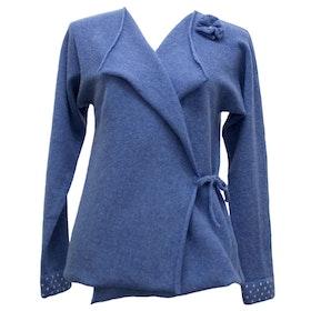 Kofta Kimono kornblå