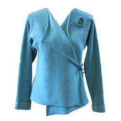 Kofta Kimono turkos