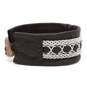 Brett armband tenntråd