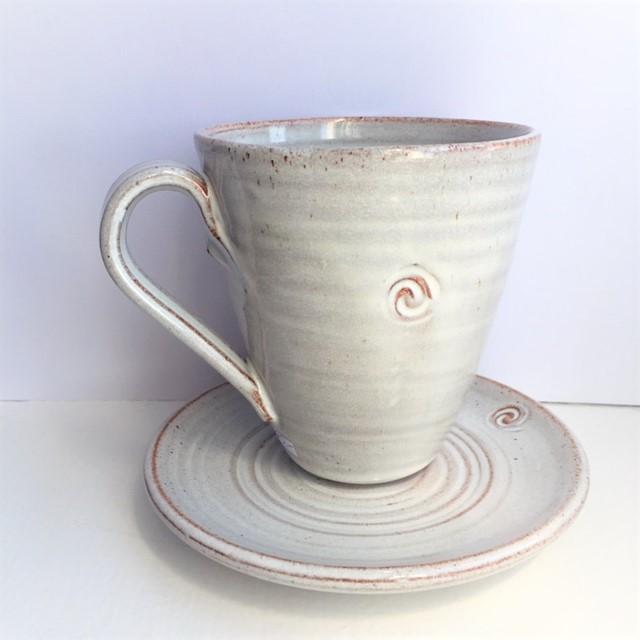 Tefat till kaffekopp