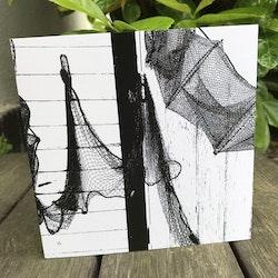 Dubbelt kort - Fiskenät
