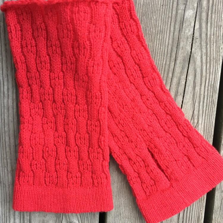 Handledsvärmare Tukk röd