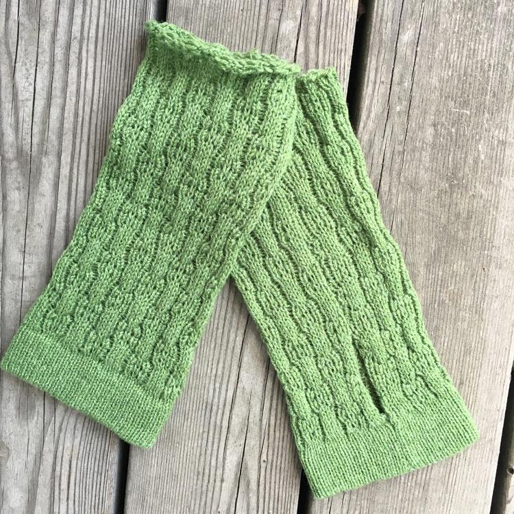 Handledsvärmare Tukk grön