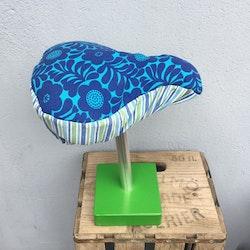 Sadelskydd blå