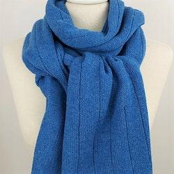 Halsduk Randig blå