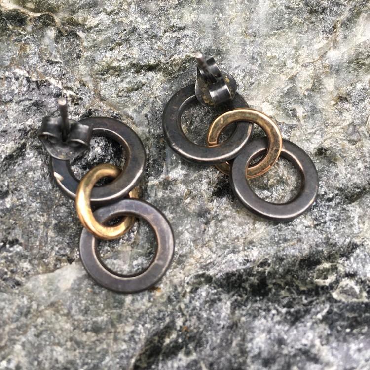 Örhänge Ringar