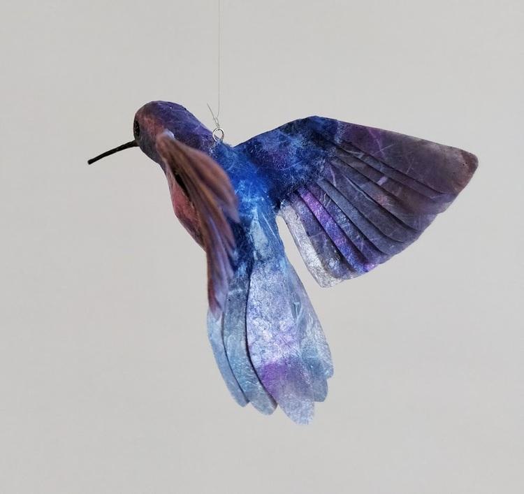 Kolibri blå/lila