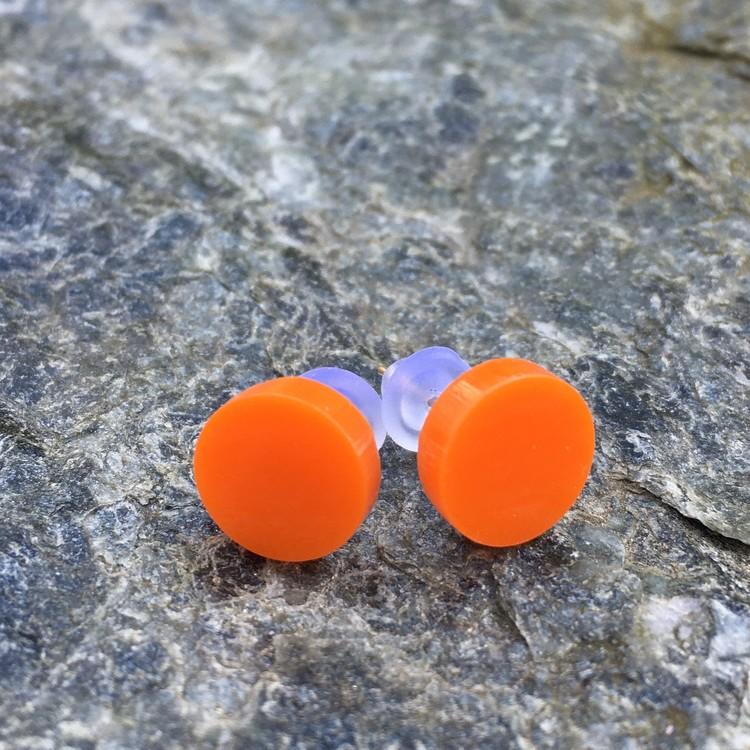 Örhängen orange