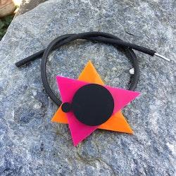 Halsband trekant