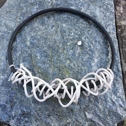 Halsband spiral