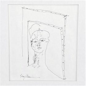 Stig Claesson Slas - Porträtt