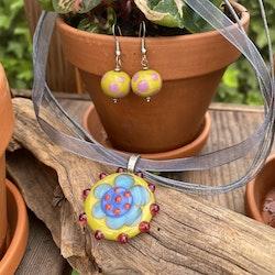Halsband Mandala set