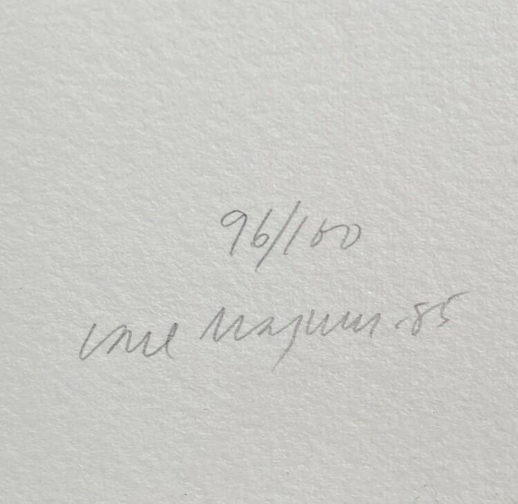 Carl Magnus - Komposition
