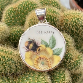 Berlock  Bee happy gul