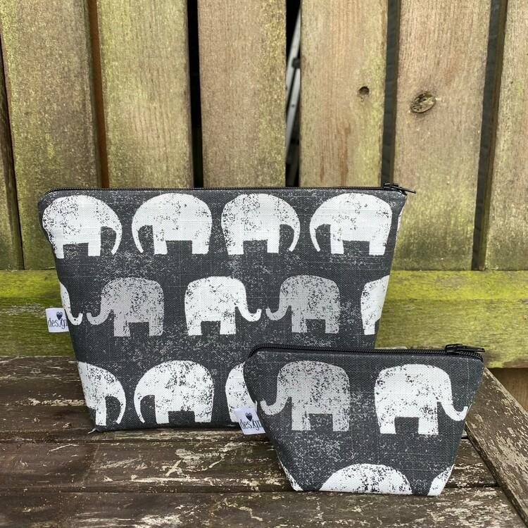 Necessär elefant set