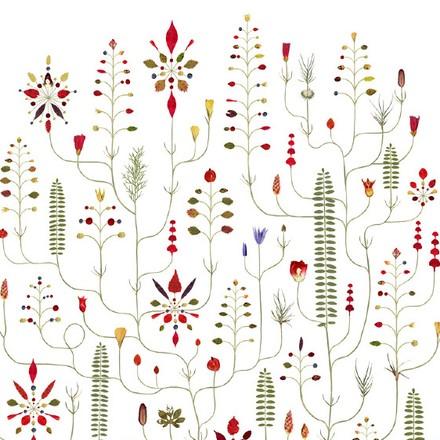Poster Januariträd