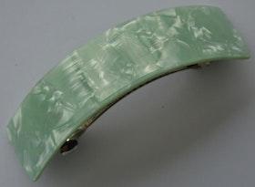 Hårspänne mintgrön ton