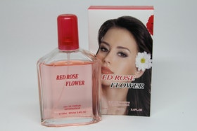 Red Rose Flower, eau de parfum, 100 ml
