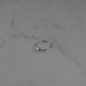 DesignLenaW, POMPOM ring i 925 sterlingsilver