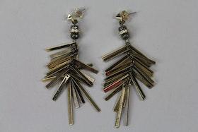 Handgjorda örhängen, Ettika design, California