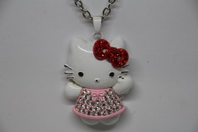 Halsband Hello Kitty