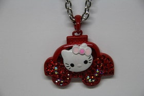 Halsband. Hello Kitty