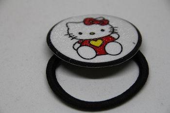 Hello Kitty, hårsnodd