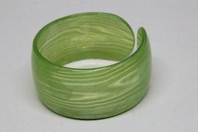 Armband, ljusgrön, one size