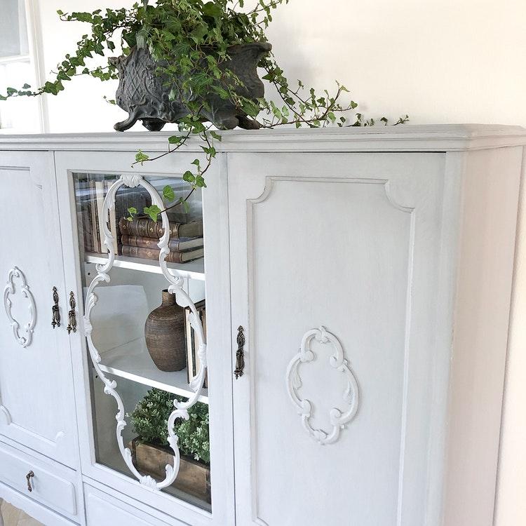 Möbelfärg Vintage paint Old grey