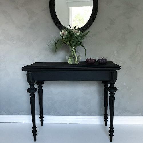 Sideboard, avlastningsbord i svart