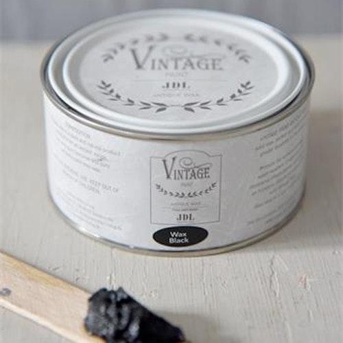 Möbelvax svart Vintage Paint, 300 ml