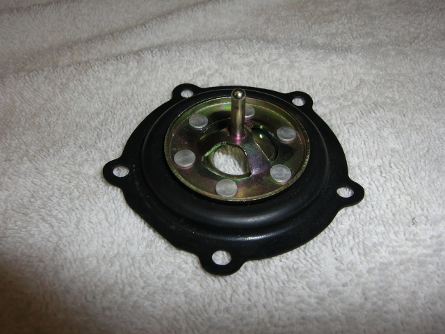 Cadillac 1957 Diaphragm Membran