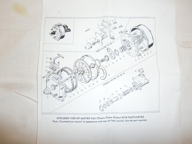 Cadillac 1959-60, Chevrolet 1959-61, Chrysler 1960-61,  Dodge 1961-66, Oldsmobile 1960-63, Pontiac 1959-62, Plymouth 1960-61