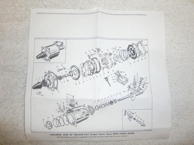 Oldsmobile, Pontiac,  Mercury, Hudson/Nash 1953-56
