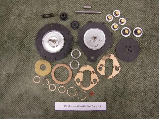 mercury 1957-58 Med AC