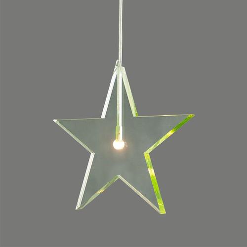 Jubileumsstjärna Grön ø22cm, 1,5cm.