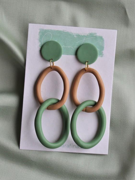 Pia grön & gul