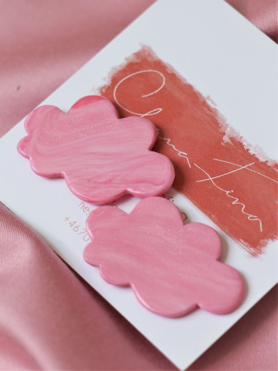 Stud rosa moln